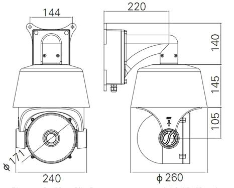 智能高速球型摄像机_智能高速球型摄像机供货商