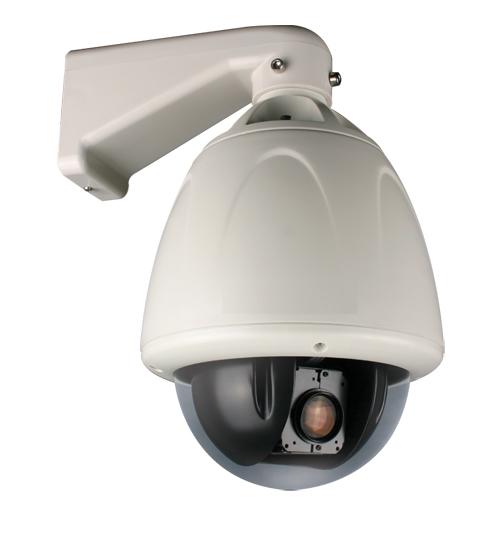 6寸室外智能变速球型摄像机
